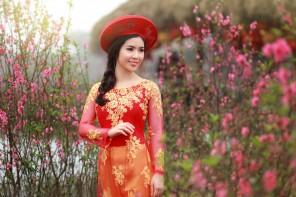 Áo dài Hà Nội