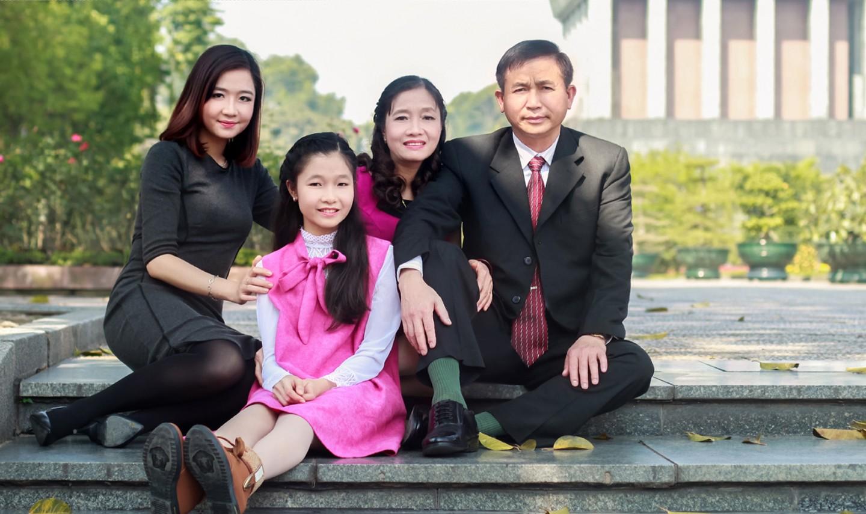 Album gia đình ngoài trời amp Studio + 10